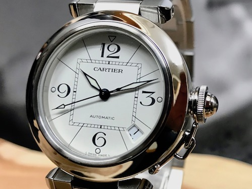 Cartier Pasha Automatic